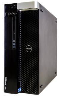 Dell Precision T3610, SixCore E5-1650v2, 3.5 GHz