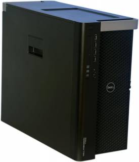 Dell Precision T7600 Workstation, 2x Octa Core Intel Xeon E5-2687W, 3.10 GHz, 128 GB RAM 4 TB S-ATA