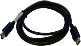 Display Port cable COPARTNER 6 ft  black *NEW*