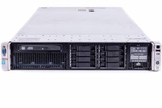 HP Proliant DL380 G8 server sample photo - click to zoom