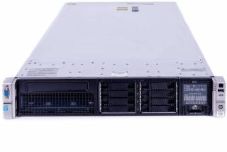 HP Proliant DL380p G8 example - click to zoom
