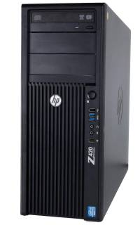 HP Z420 Workstation Beispielfoto