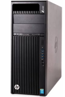 HP Z440 Workstation SixCore E5-1650 v3, 3.50GHz, 32 GB DDR4, 250 GB SSD M.2, nVidia Geforce 1080 (NEW), Win 10 Pro