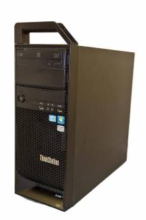 Lenovo ThinkStation S30 Workstation SixCore Intel Xeon E5-1650, 3.20 GHz, 16 GB, 250 GB SSD nVIDIA Quadro 2000, Windows 10