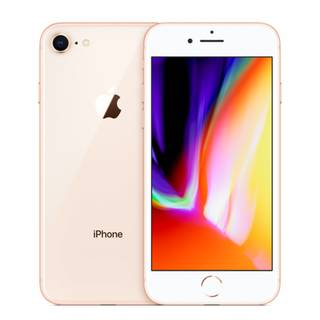 Apple iPhone 8, 64 GB Smartphone, Gold, A-Grade in...