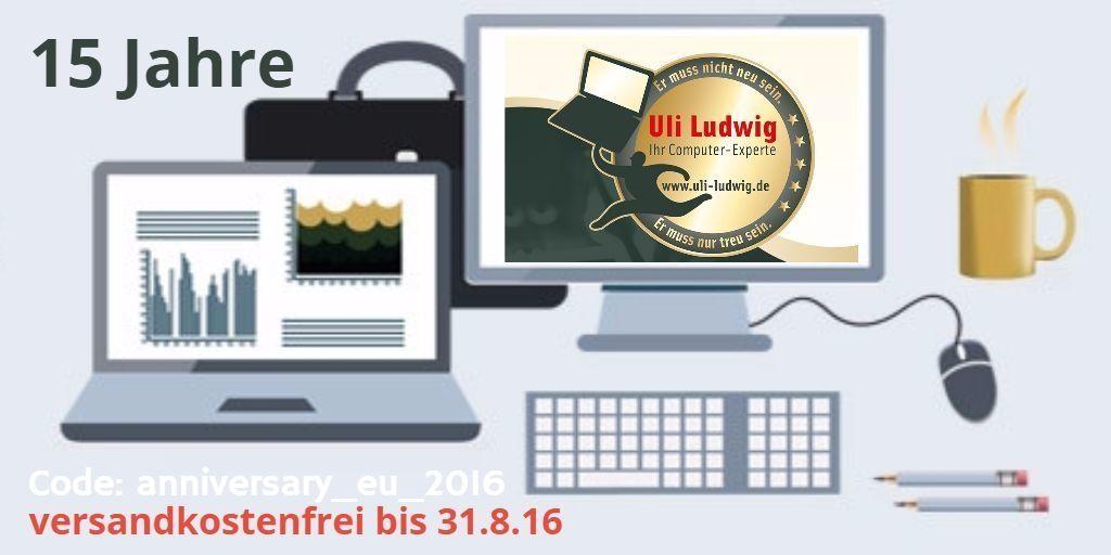 15 Jahre Uli Ludwig Computer